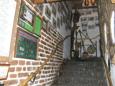 Old Mill restaurant Museum Ternopil Western Ukraine