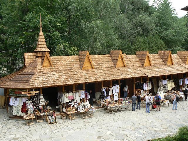Yaremche Craft Market Ivano Frankivsk Region Western Ukraine
