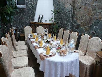 Winter Garden Restaurant Ternopil Oblast Western Ukraine
