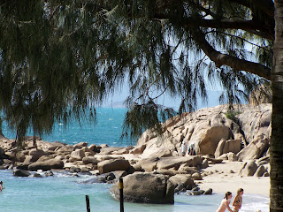 Horseshoe Bay, Bowen, Nth Qld