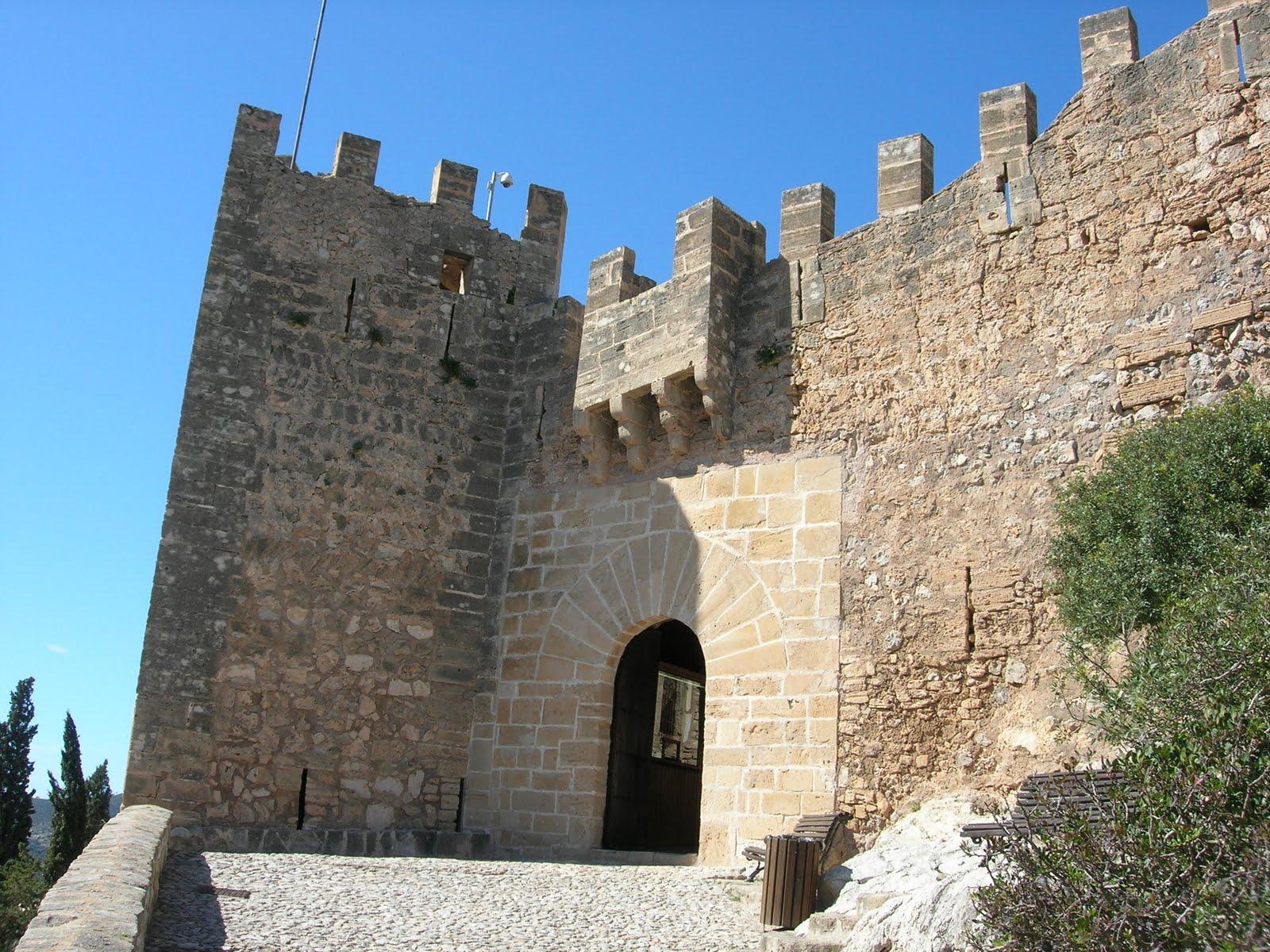 La història de les Illes Balears a laula: Castell de Capdepera