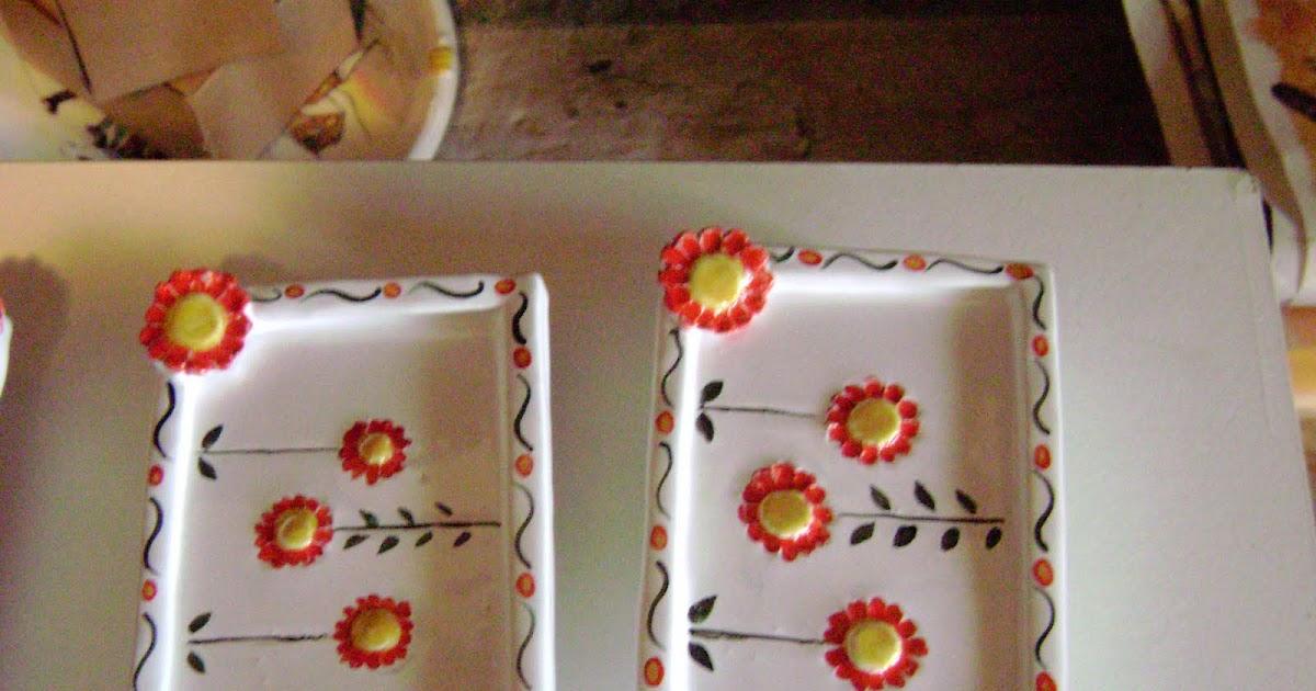 Di tutto un po 39 ceramica qualche fiore per il bagno e for Tutto per il bagno