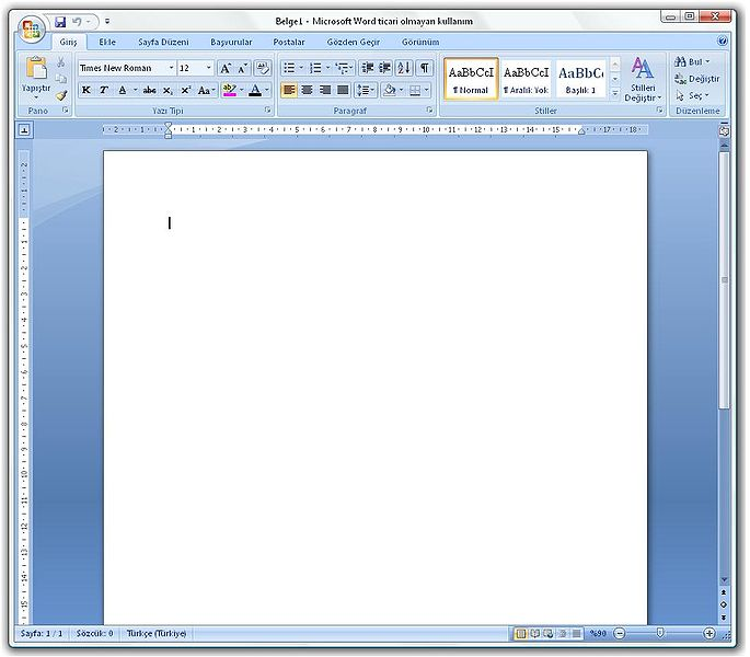 microsoft office word 2007 yenilikleri microsoft office word 2007