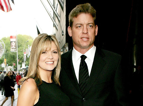 Troy Aikman divorces wife: Gay sites source issues with sexuality