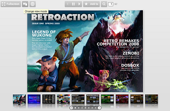 Retroaction issue 1 now available on Issuu