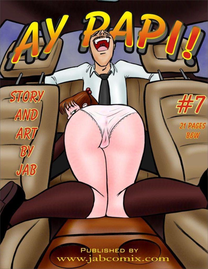 Секс комикс о папуля 7 25 фотография
