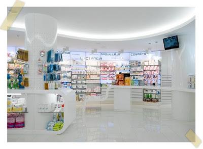 Miss rosenthal farmacias de dise o - Decoracion farmacias ...