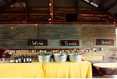 Country Rustic Barn Wedding