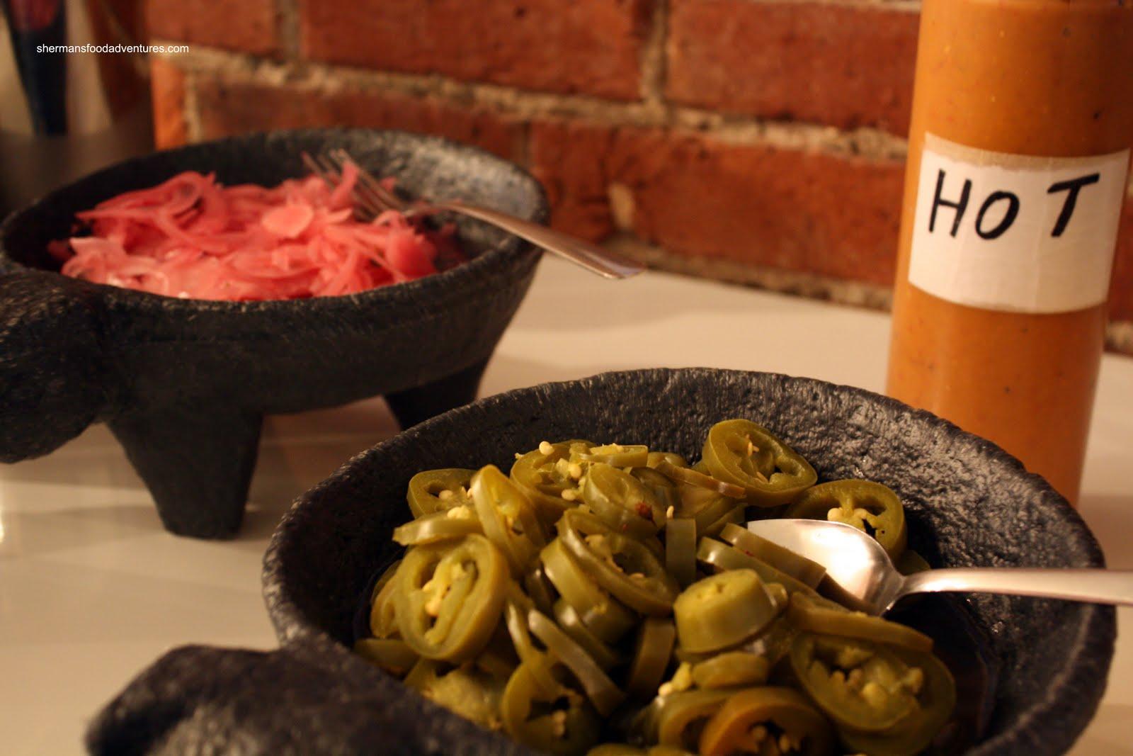 Sherman\'s Food Adventures: La Taqueria