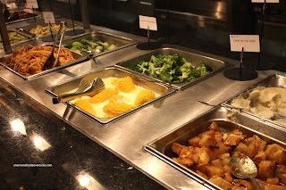 Starlight casino brunch buffet