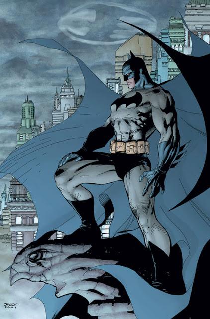 Batman badass comic book hero