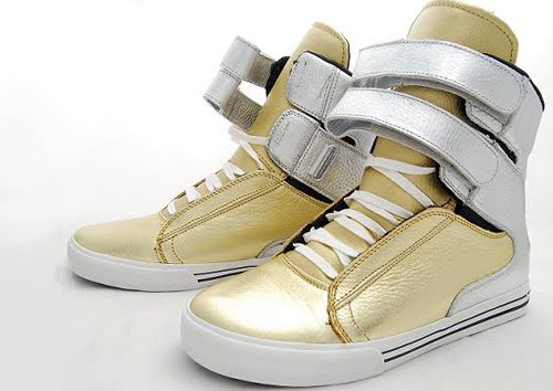 Supra Society Gold/Silver