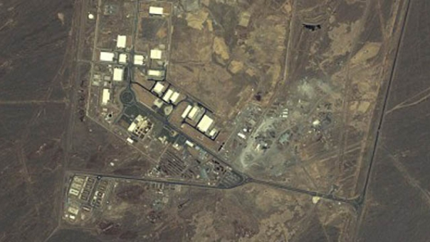 Iran's nuclear facility crippled by cyber missile