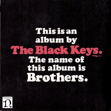 the black keys brothers album