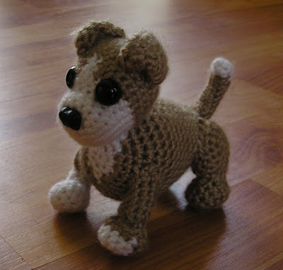 Free Pattern Learn To Crochet This Adorable Puppy Dog Pet Project