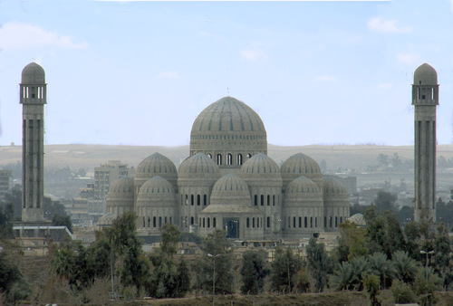 8759971 Masjid Saddam di Iraq