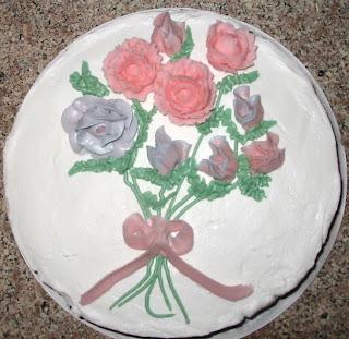 Cake Decorating - Part 3