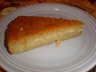 Rustic Gluten-free Lemon Cake