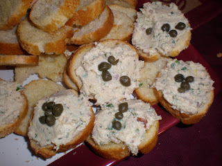 Chicken Pate - Use those leftovers!