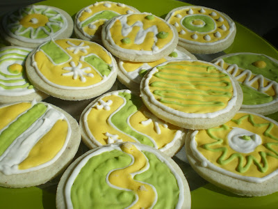 DB Challenge: Decorated Sugar Cookies - Gluten Free
