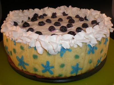 Daring Bakers: Biscuit Joconde Imprime