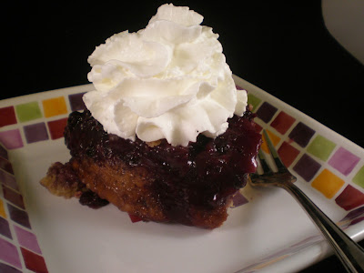 Crockpot Wednesday: Berry Cobbler