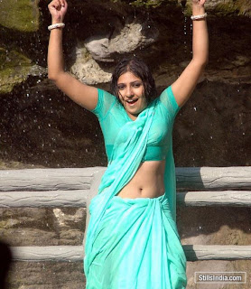 Hot navel pics in Sarees