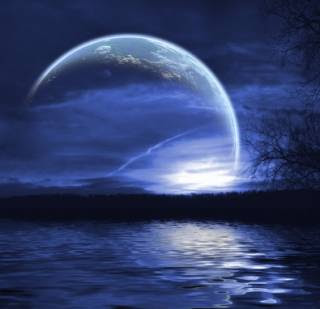 Lua dos Poetas Amantes