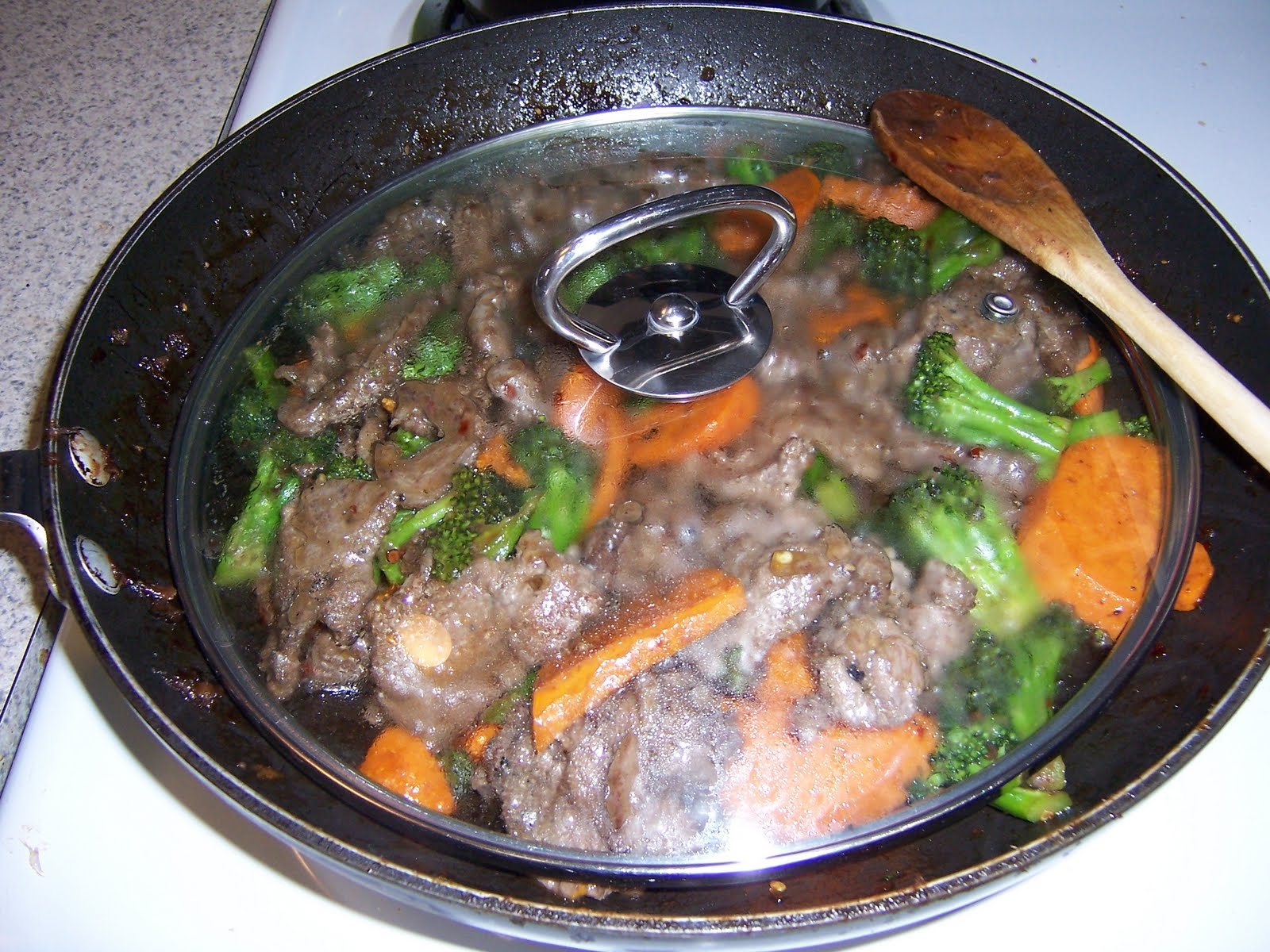 Epicurious Recipes Food Views Stir Fried Beef And Broccoli