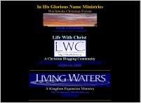 Ministering Christ