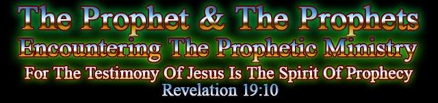 Prophet and Prophets