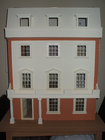 My first house