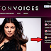 Avon Voices: Estou participando - Votem em mim