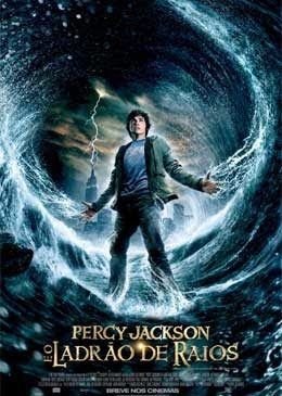 the Olympians The Lightning Thief Percy Jackson dvdrip legenda dublado
