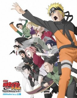 Naruto Shippuuden Movie 3 dublado