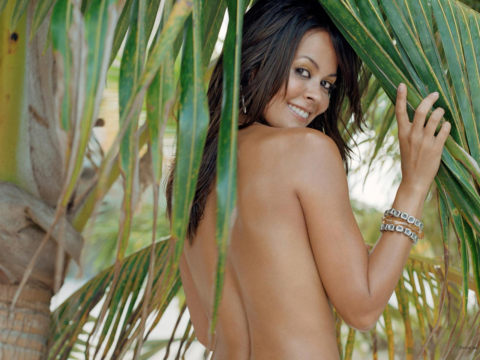Brooke burke hot nude something