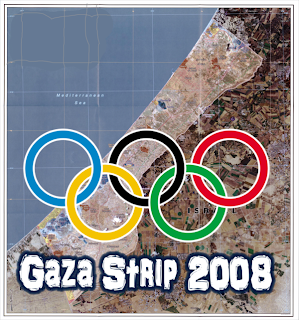 gaza+olympics Study: Olympic Torch Relay Completely Unrelated to Tibet China Conflict
