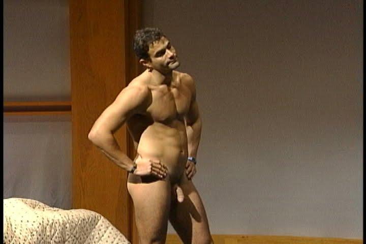 Luis Roberto Guzman Desnudo Triple Sin Censura