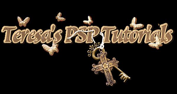 Teresa's PSP Tutorials