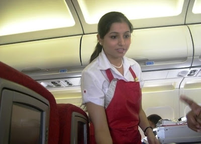 indigo airlines air hostess pics. Black Bedroom Furniture Sets. Home Design Ideas