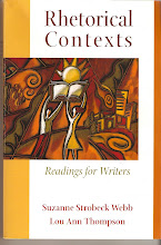 'Compost Apprentice' in 'Readings for Writers'