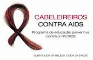 Logo Cabeleireiros Contra Aids
