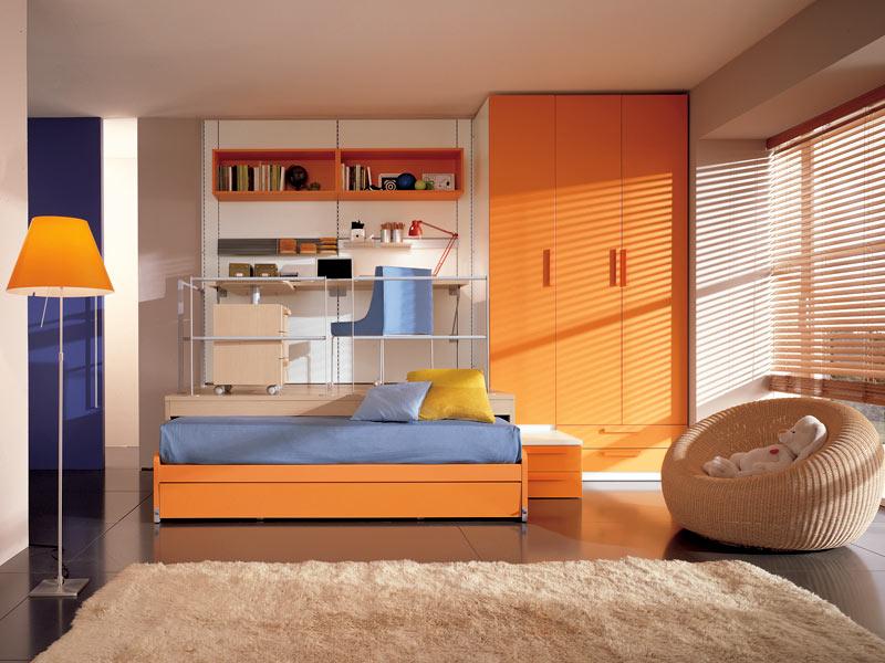 dormitorios juveniles modernos juegos