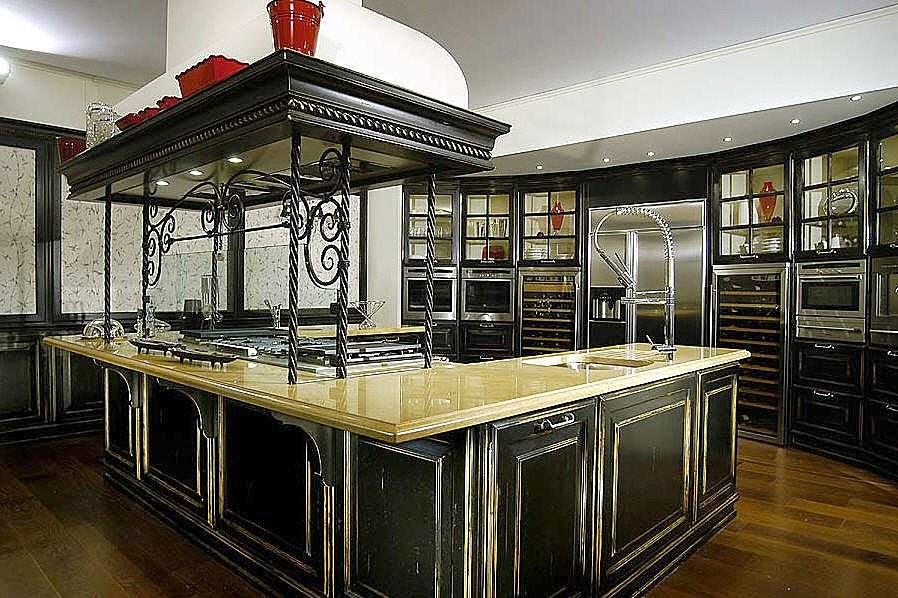 Fachadas de casas y casas por dentro fotos de cocinas for Decoraciones de casas por dentro