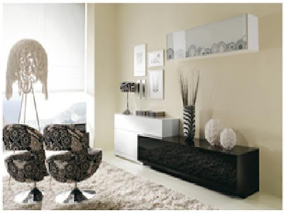 fotos sala moderna