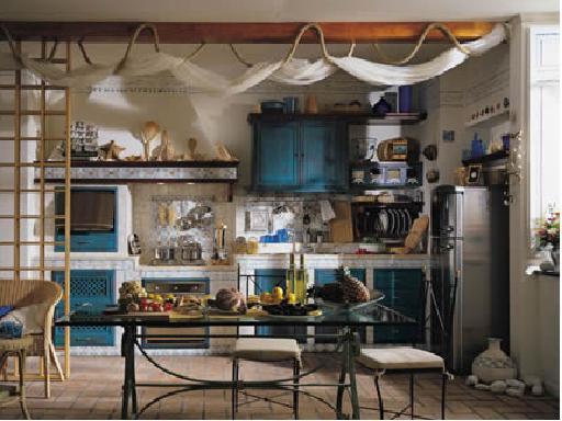 Decora y disena dise o de cocinas italianas - Cocinas italianas diseno ...