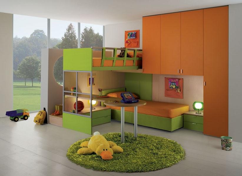 Decora y disena dormitorio compartido camarotes - Home disena y decora tu hogar ...