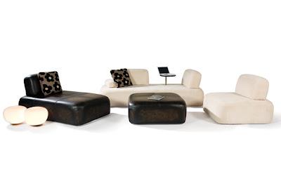 Decora y disena juego de sof s para sala varios colores - Sillones que se hacen cama ...