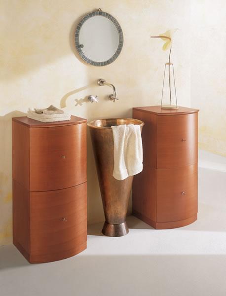 Decora y disena dise o de lavadero de ba o en cobre por ago for Lavadero de bano precio