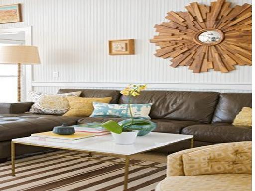 Decora y disena grandiosos dise os de salas modernas for Diseno salas